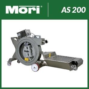 AS200 - Pompa perystaltyczna