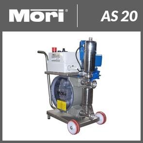 AS20 - Pompa perystaltyczna