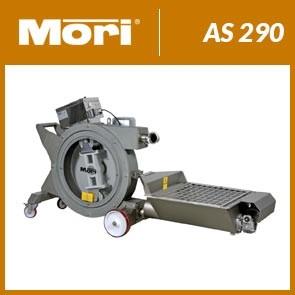 AS290 - Pompa perystaltyczna