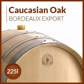 Bordeaux Export Caucasian Oak