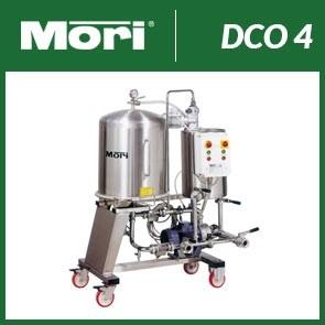 System filtracyjny DCO 4