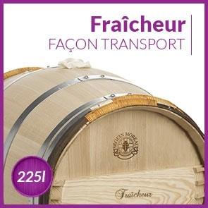 Bordeaux Château Façon Transport Fraicheur