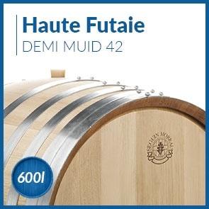 Haute Futaie 600L Demi Muid 42mm