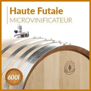 Haute Futaie 600L Microvinificateur