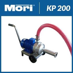 Pompa do mycia na wózku KP200