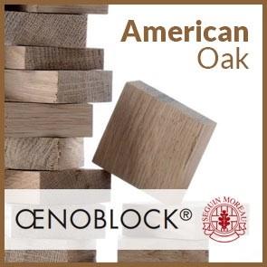 Oenoblock - bloczki z dębu amerykańskiego