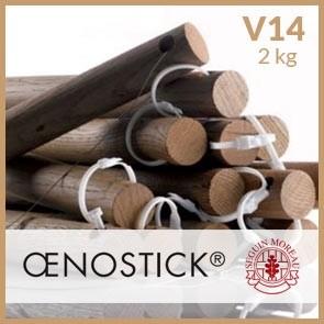 OenoStick – pałeczki dębowe V14