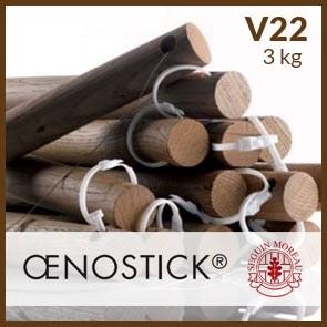 OenoStick – pałeczki dębowe V22