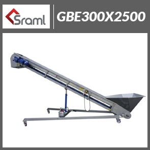 Winda taśmowa GBE 300x2500