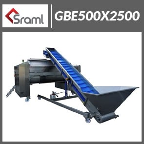 Winda taśmowa GBE 500x2500