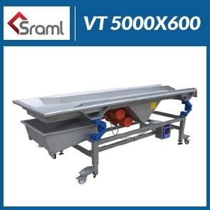 Stół wibracyjny VT 5000x600