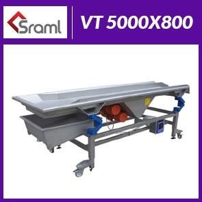 Stół wibracyjny VT 5000x800