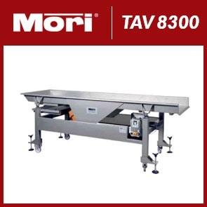 Sortowniczy stół wibracyjny TAV 8300