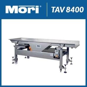 Sortowniczy stół wibracyjny TAV 8400