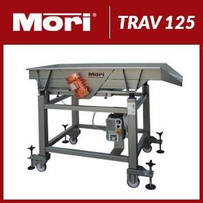 Zbiornik wibracyjny TRAV 125