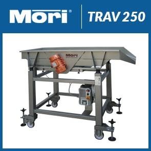 Zbiornik wibracyjny TRAV 250