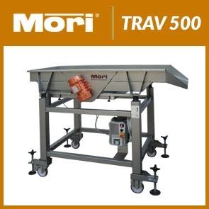 Zbiornik wibracyjny TRAV 500